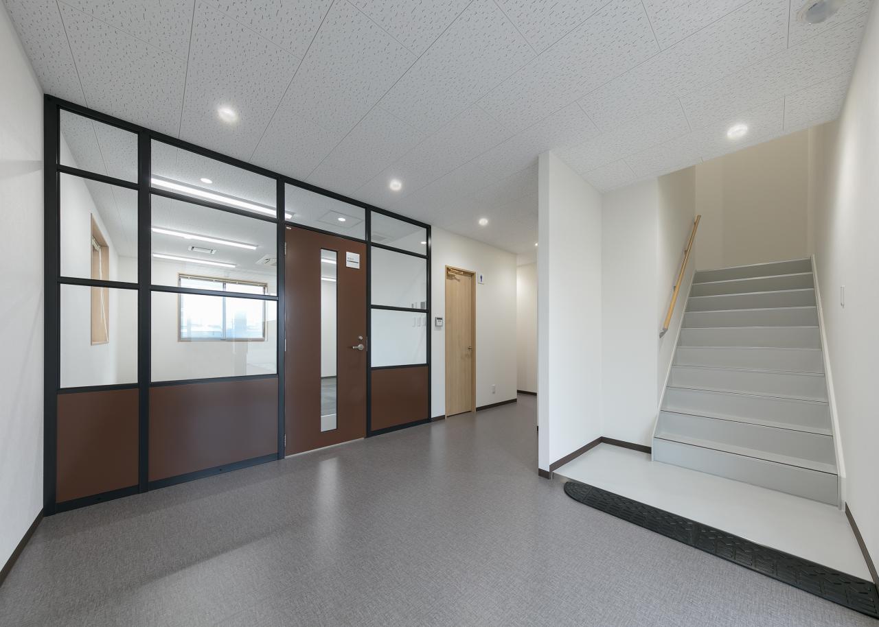 マルカ運輸株式会社 明石支店事務所新築